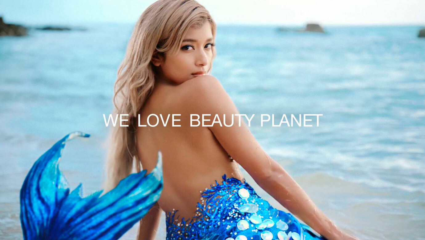 TBC グループ WE LOVE BEAUTY PLANET 始まり 篇