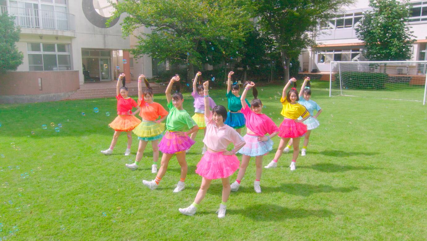 「もうサイコー!」by つばきファクトリー 「トロールズ: シング・ダンス・ハグ!」エンディングソング